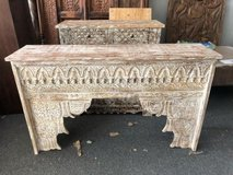 Antique Decorative Hand Carved Fireplace Surround Mantle Console CLEARANCE SALE in Birmingham, Alabama