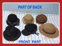 VARIETY HATS AND FASHION STYLES** in Okinawa, Japan