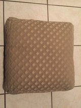 2 heavy duty chair cushions in Naperville, Illinois