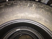 4 M&S Tires BFGOODRICH Rugged Trail 265/70R16 in Ramstein, Germany