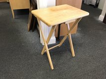 Single folding table in Naperville, Illinois