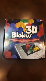 Blokus 3D board game in Naperville, Illinois