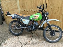 200 Kawasaki KE enduro dirt bike in Fort Leonard Wood, Missouri