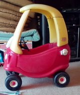 Little Tikes Cozy Coupe Child Size Ride on Car in Orland Park, Illinois