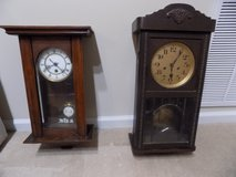 ANTIQUE GERMAN WALL CLOCKS in Fort Campbell, Kentucky