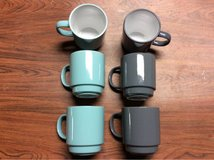 Stackable coffee mugs in Algonquin, Illinois