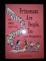 Princesses Are People, Too book in Camp Lejeune, North Carolina