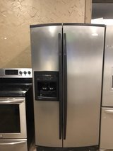 Whirlpool refrigerator stainless steel in Cleveland, Texas