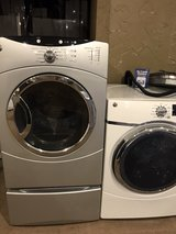Name brand front load dryers electric in Kingwood, Texas