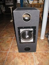Band Pass JBP 1010 Subwoofer in Chicago, Illinois