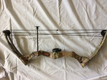Bear Archery Warrior/Brave 3 Bow and Arrows (Accessories Included) in Camp Lejeune, North Carolina
