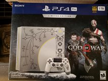 Playstation 4 Pro Limited Edition - God of War in Yucca Valley, California