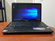 TOSHIBA SATELLITE C655-S5082 WIN 10 & MS OFFICE 2013 in San Diego, California