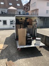 MOVERS AND TRANSPORT/ FMO PICK UP AND DELIVERY in Ramstein, Germany