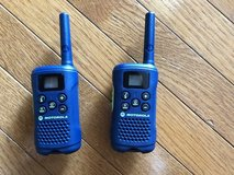 Walkie talkies 1(set) in Westmont, Illinois
