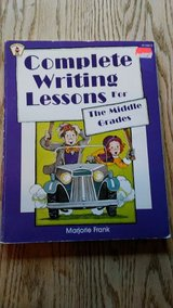Complete Writing Lessons for The Middle Grades by Marjorie Frank in Bolingbrook, Illinois