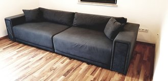 BIG MODERN COUCH with LED in Ramstein, Germany
