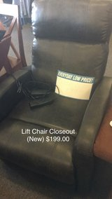 Lift Chair (New) Closeout in Fort Leonard Wood, Missouri