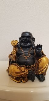 Black and Gold Buddha in Fort Carson, Colorado