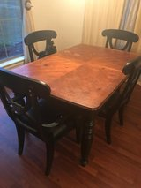 Dining Room Table and Chairs in Fort Polk, Louisiana