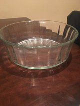 Large glass bowl in Rolla, Missouri