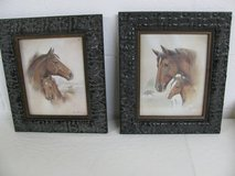 Set of 2 Horse Pictures in 12 x 15 Frames Ruane Manning in Fort Campbell, Kentucky