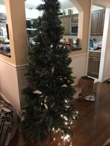 7 Ft. Slim Christmas Tree in Beaufort, South Carolina