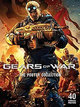 Gear's of War poster book in Kingwood, Texas