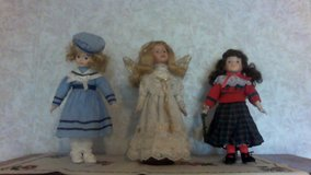porcelain dolls in Alamogordo, New Mexico