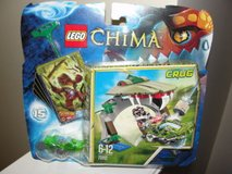 LEGO LEGENDS OF CHIMA STARTER KIT #15 #70112 in Camp Lejeune, North Carolina