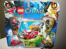LEGO LEGENDS OF CHIMA STARTER KIT #1 #70113 in Camp Lejeune, North Carolina