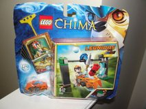LEGO LEGENDS OF CHIMA STARTER KIT #5 #70102 in Camp Lejeune, North Carolina