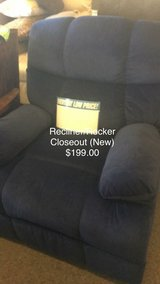 Rocking/Recliner (New) Clouseoit in Fort Leonard Wood, Missouri