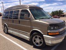 2003 Chevrolet Express 1500 HiTop Custom van in El Paso, Texas