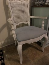 Wooden dining chair in Camp Pendleton, California