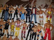 WWE WRESTLERS LOT in Baytown, Texas