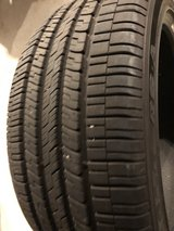 "2 Matched 245/45/R 20"" tires GOODYEAR EAGLE RSA in The Woodlands, Texas"
