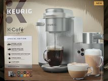 New Keurig K-Cafe Special Edition Latte, cappuccino & coffee maker in Kingwood, Texas