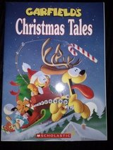 Garfield's Christmas Tales book in Camp Lejeune, North Carolina