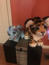 FurReal Friend Tiger and Dragon in Fort Campbell, Kentucky