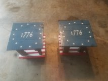 Betsy Ross End Tables in Norfolk, Virginia