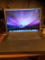 Apple Powerbook G4, 2005 version, in very good shape in Okinawa, Japan