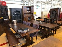 Oak Dining Tables Made for life!! in Ramstein, Germany