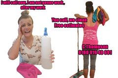C Thompson Housecleaning Service weekly,bi-weekly,PCS,move in,1time a Month in Ramstein, Germany