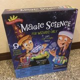 Magic Science for wizards only in San Clemente, California