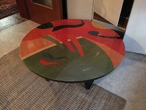 Coffee table in Ramstein, Germany