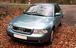 2000 Audi A4 , 1.9 TDI, very clean interior, stick shift in Ramstein, Germany