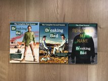 DVD - Breaking Bad Series in Okinawa, Japan