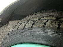18 inch Nissan Z wheels with brand new tires in Okinawa, Japan