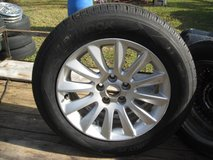 2013-2015 Chrysler 300 factory alloy and tire in Warner Robins, Georgia